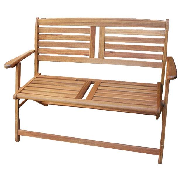 2シート フォールディングベンチ