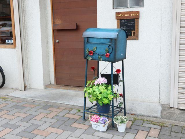 スタンドポスト メールボックス